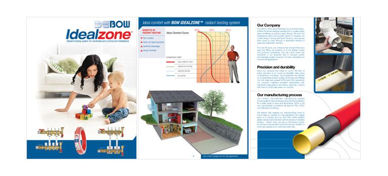 Client: Bow Plastics Ltd.Project: Brochures and Catalogs
